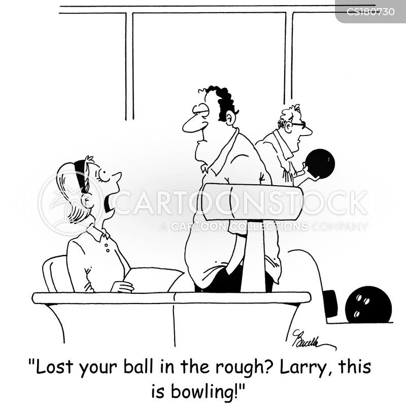 bowling cartoons and comics   funny pictures from cartoonstock