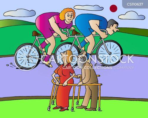 cartoons und karikaturen mit radfahrer tandem bicycle clipart free tandem bike clipart