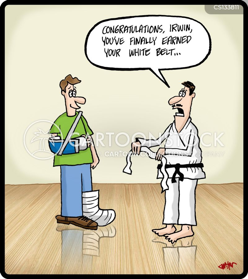 taekwondo cartoons and comics   funny pictures from