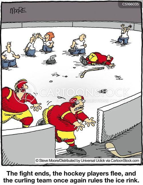 funny fishing cartoons
