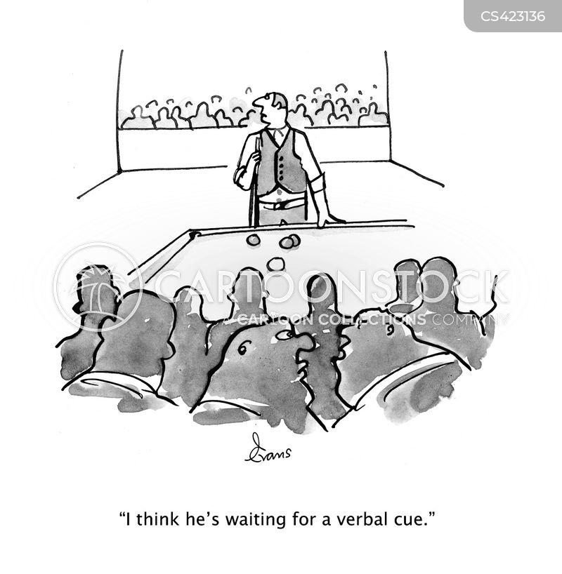 Snooker Competition Cartoons And Comics Funny Pictures