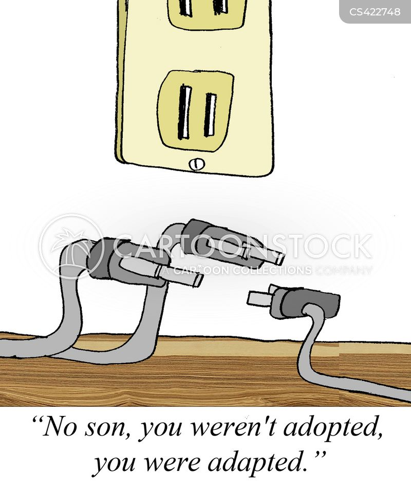 Electrical Wires Cartoons and Comics - funny pictures from ...