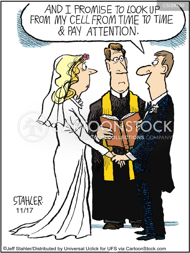 Marriage Vow Cartoons And Comics