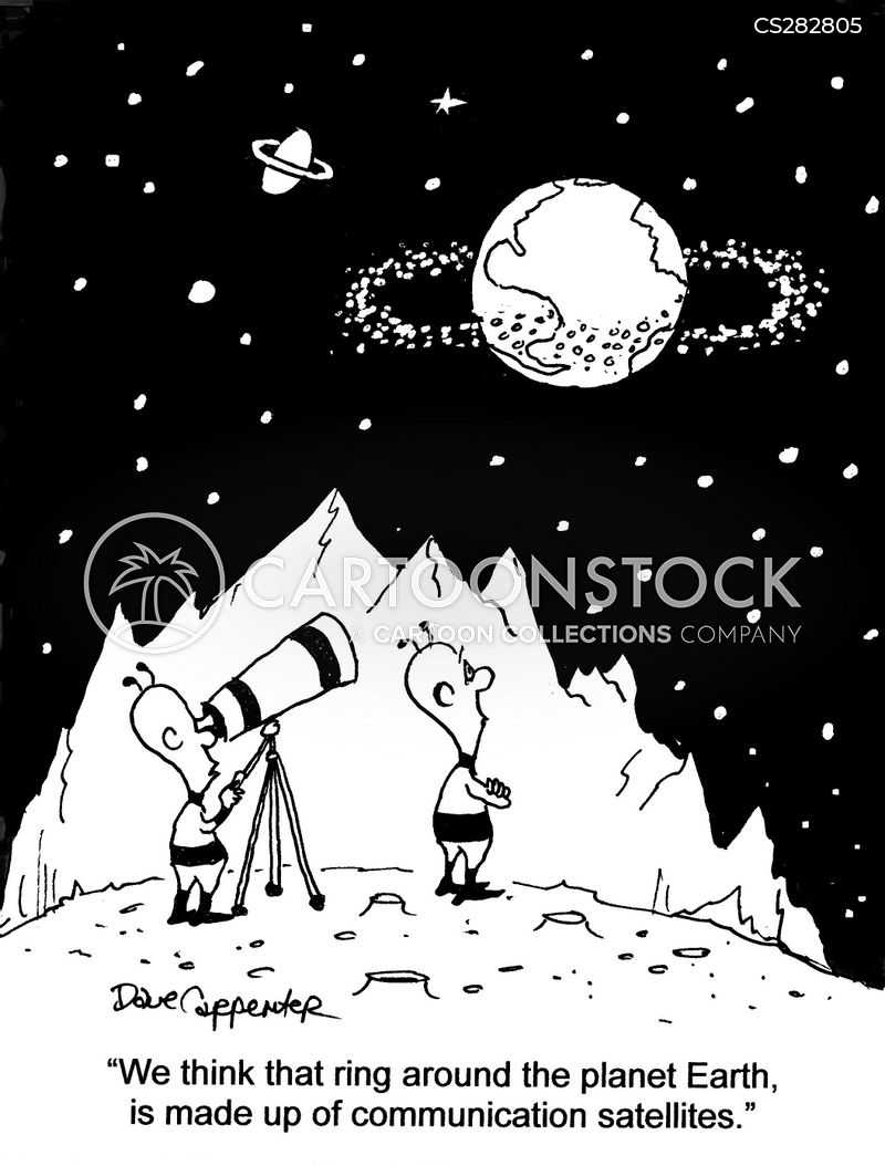 Milky Way Cartoons And Comics Funny Pictures From
