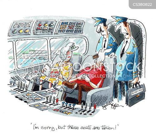 airplane cartoon image