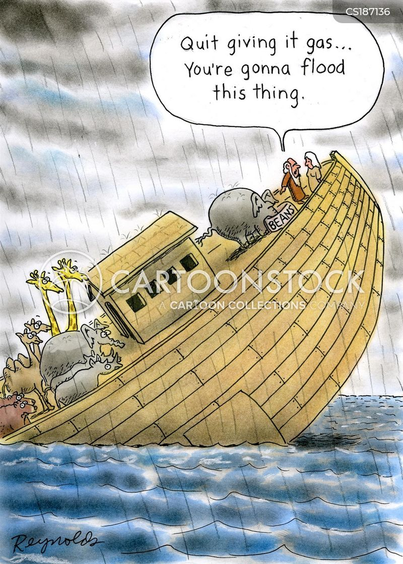 Noah And The Ark Cartoons And Comics Funny Pictures From