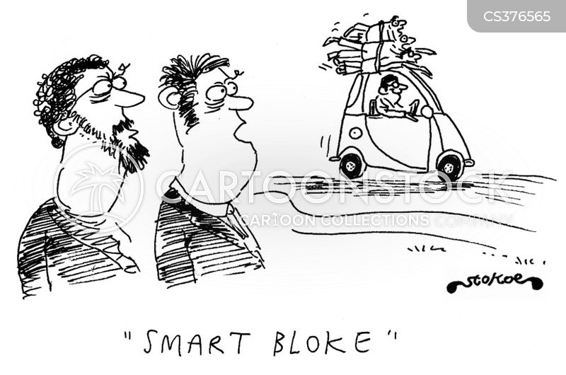 smart car cartoons and comics