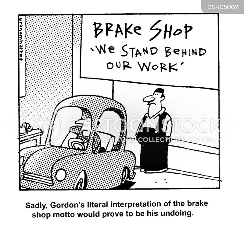 Accelerator Pedals Cartoons And Comics Funny Pictures From Cartoonstock