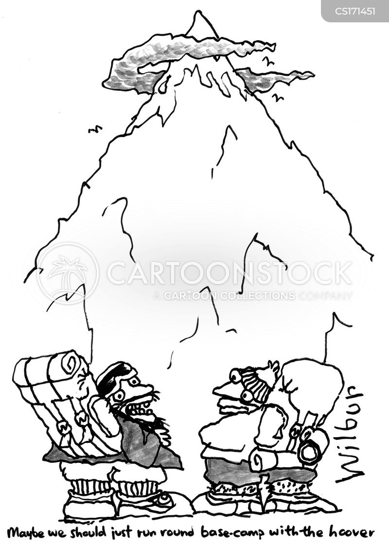 Mount Everest Cartoons and Comics - funny pictures from ... Vacuum Coloring Pages