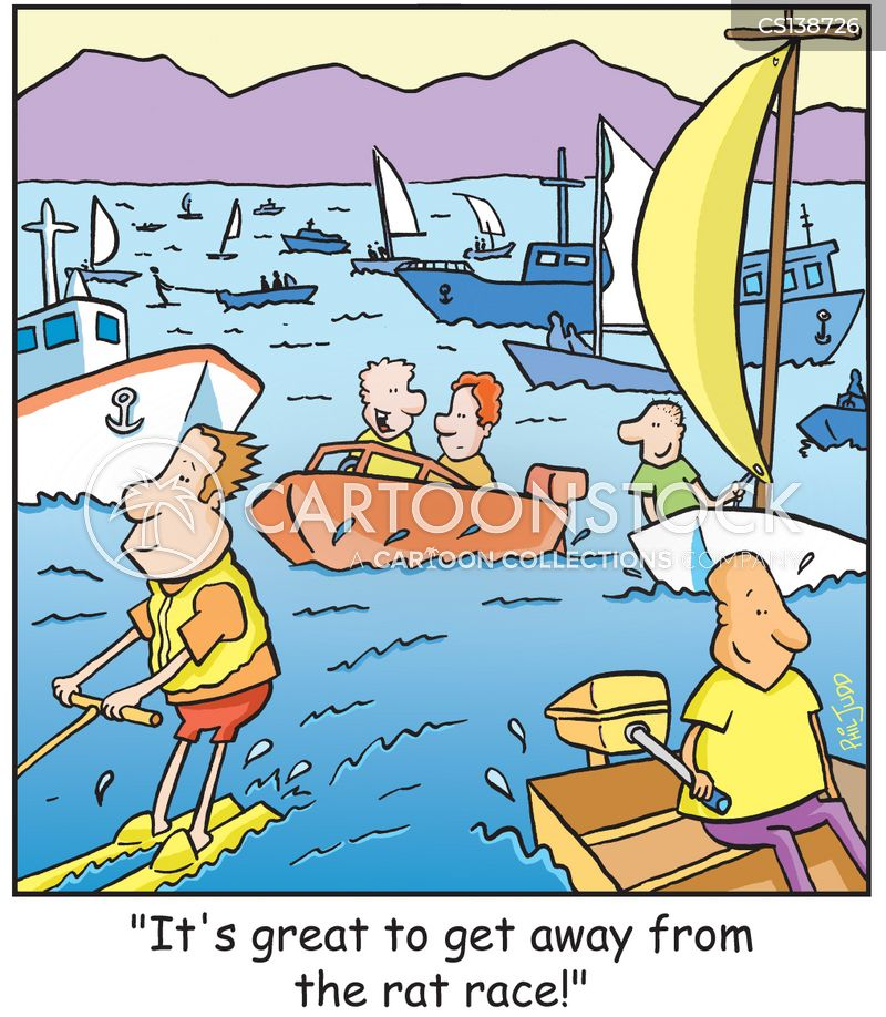 Sailing_boats on Windy Days Clipart