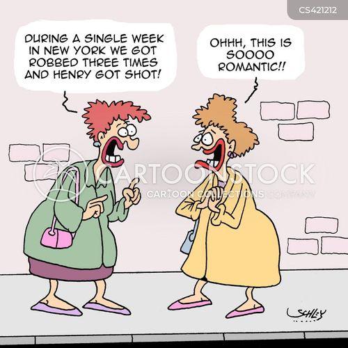 Romantic Getaways Cartoons And Comics Funny Pictures