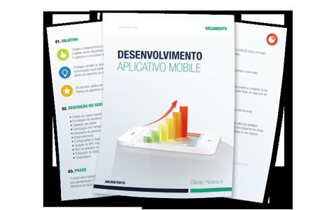Proposta comercial para o desenvolvimento de apps