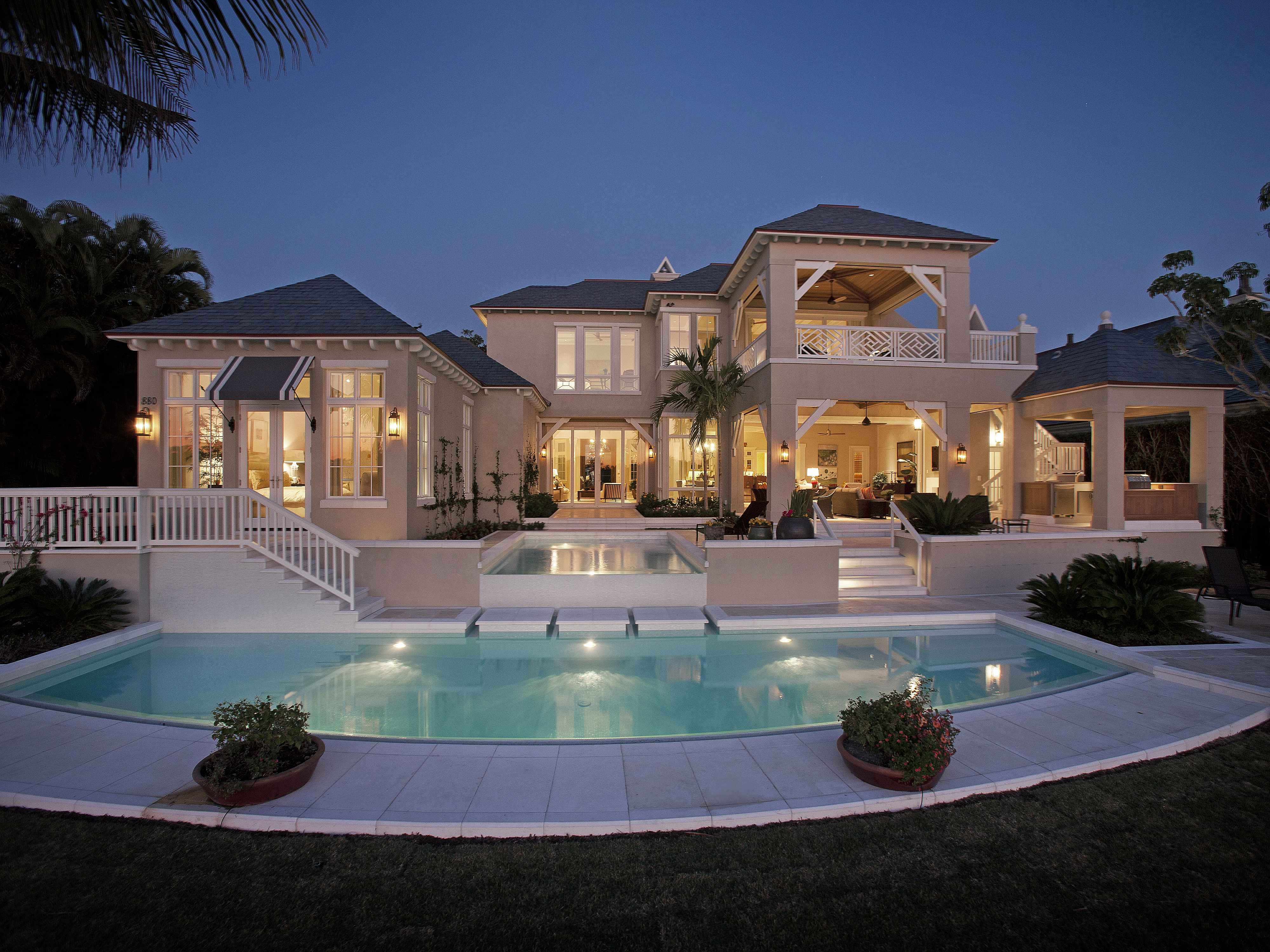 The hideaway port royal sold for Florida pool homes