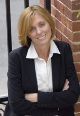 Debbie Cromer, an agent with Disher, Hamrick & Myers.