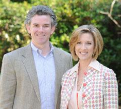 Carson Matthews and Carol Cahill team up at Harry Norman, Realtors.
