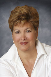 Cindy Morton, a newly Transnational Referral Certified broker with Premier Properties.