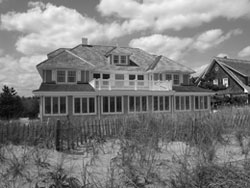 Oceanview is a prestigious home in Mantoloking, N.J. that recently sold for $7.4 million by Diane Turton, Realtors.