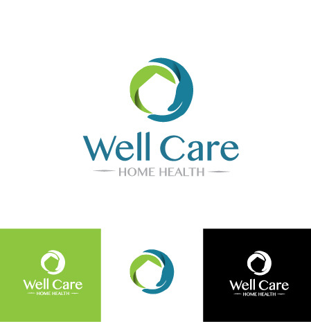 The Brief. This Competition Is For A New Logo Design For Well Care, A  Statewide Home Health ...