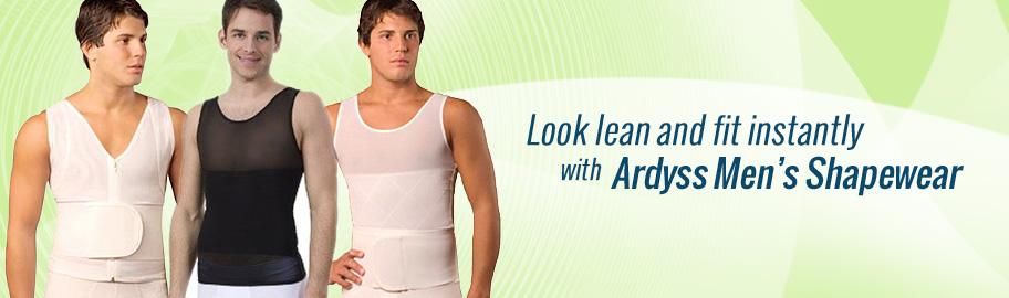 Ardyss Men's Body Shapers