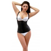 Squeem Cotton and Rubber High Back Vest Waist Cincher Style 26J