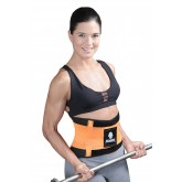 Cocoon Fitness Waist Cincher Orange
