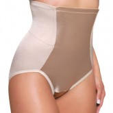 Va Bien Smooth Satin High Waist Pantie Girdle Style 3766