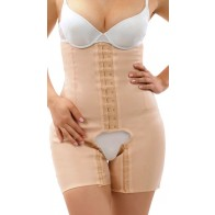 Squeem Cotton and Rubber High Waist Panty Girdle Style 26BP