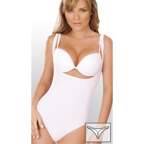 Cocoon Braless Body Briefer Thong Style T1662