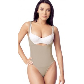 Cocoon Braless Thong Back Body Briefer Style T1378