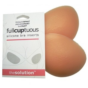 Solutions That Stick Fullcuptuous Silicone Bra Inserts Package