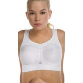 Pure Lime High Impact Compression Sports Bra Style 0098