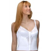 Valmont Front Hook Long Line Bra Style 6481