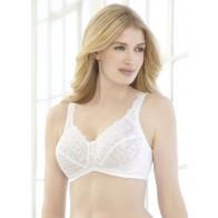 Glamorise Lace Soft Cup Bra Style 9050