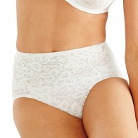 Bali Lace 'N Smooth® Brief Style 8L14
