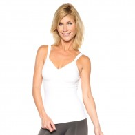 Rhonda Shear Flirt Molded Cup Camisole Style 0012