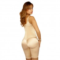 Vedette Stephanie High Back Mid-Thigh Body Briefer Style 104