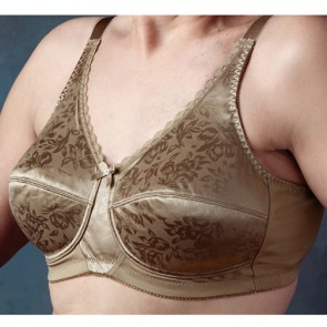 Nearly Me Jacquard Soft Cup Mastectomy Bra Style 640