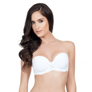 Affinitas Pearl Strapless Push-up Bra Style A1041