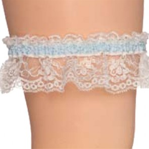 Aire Fine Lace Bridal Garter Style 86