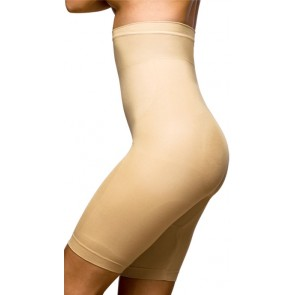 Body Wrap Seamless High Waist Long Leg Pantie Girdle Style 44821