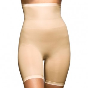 Body Wrap Lites High Waist Long Leg Pantie Girdle Style 47821