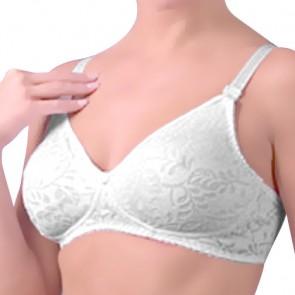 Fancee Free Microfiber Soft Cup Nursing Bra Style 93237