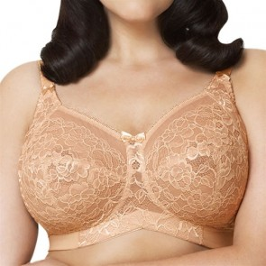 Goddess Rose Soft Cup Lace Bra Style 6083