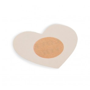 Bring It Up DoubleTalks LOVE YOU Heart Shaped Scented Nipple Covers