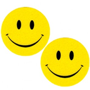 Pastease Smiley Nipple Covers