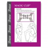 Braza Magic Clip Strap Holder Style 4400