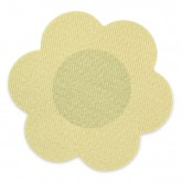 Ann West Petal Stickies Disposable Nipple Covers Style NC00 - 25 Pair Pack