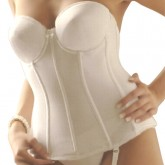 Va Bien Seamless Molded Strapless Bustier Style 513