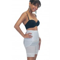 Ardyss Lumbo Lower Back Support Long Leg Pantie Girdle Style 38