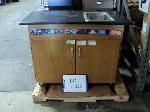 Lot: 17-026 - Rolling Lab Table